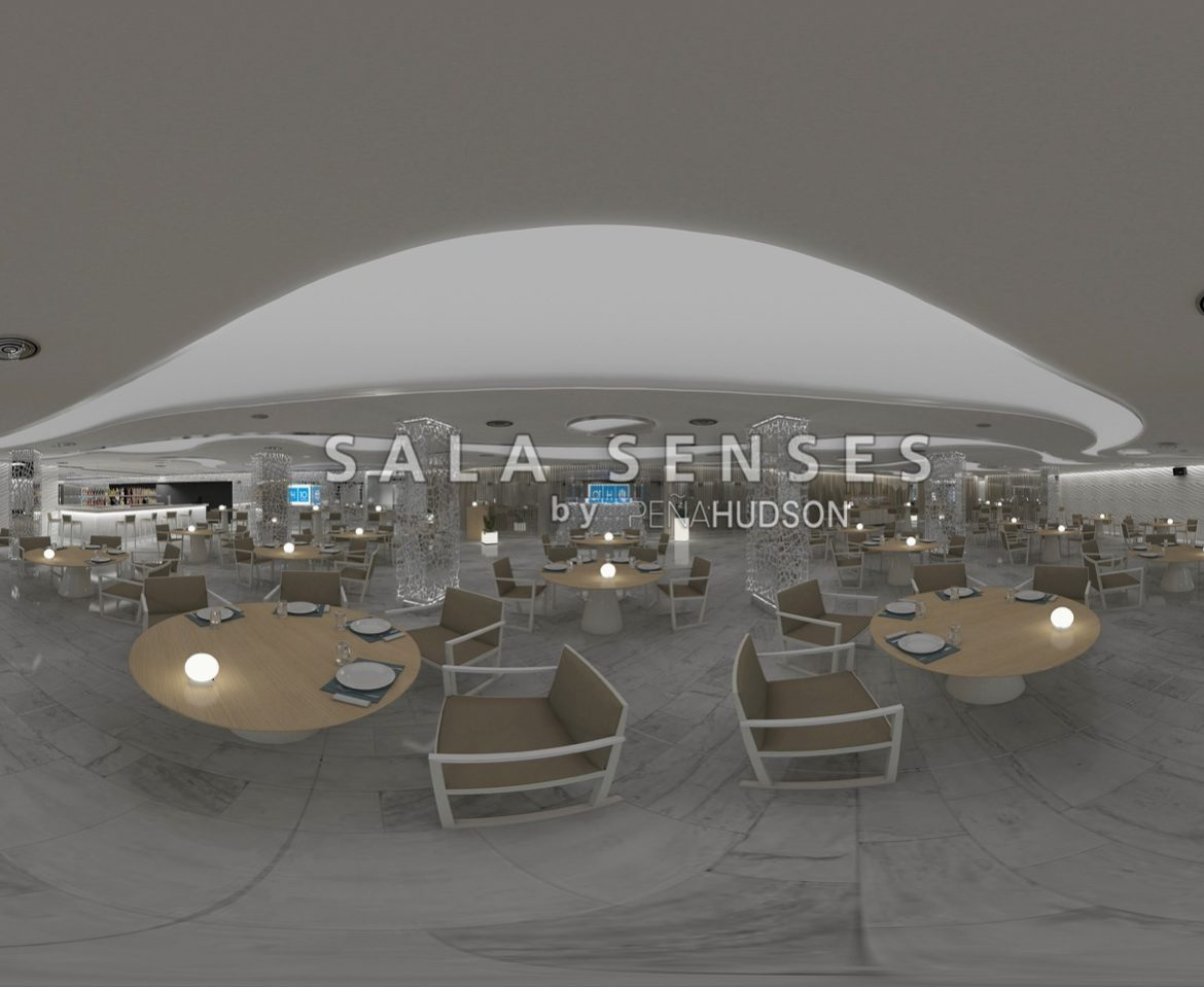 SENSES PASEO VIRTUAL 360º
