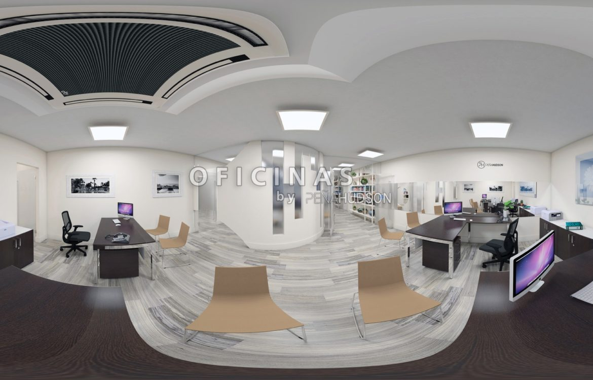 OFICINAS PASEO VIRTUAL 360º
