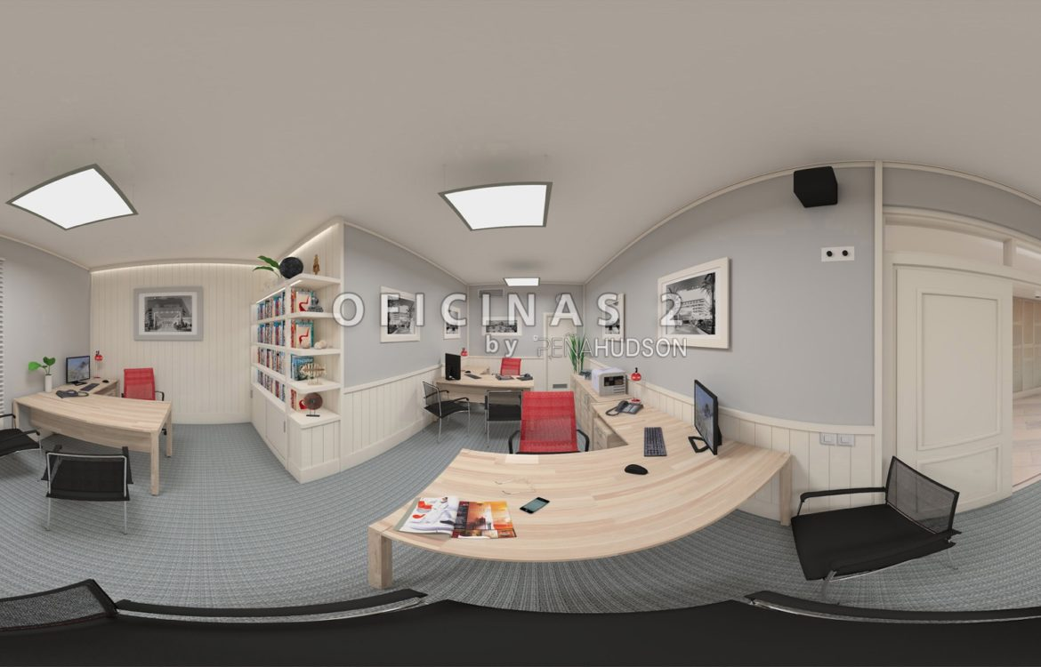 OFICINAS 2 PASEO VIRTUAL 360º