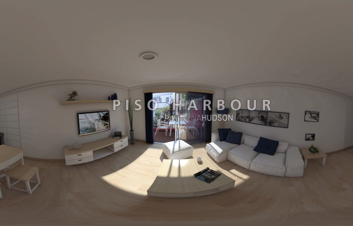 PISO HARBOUR PASEO VIRTUAL 360º