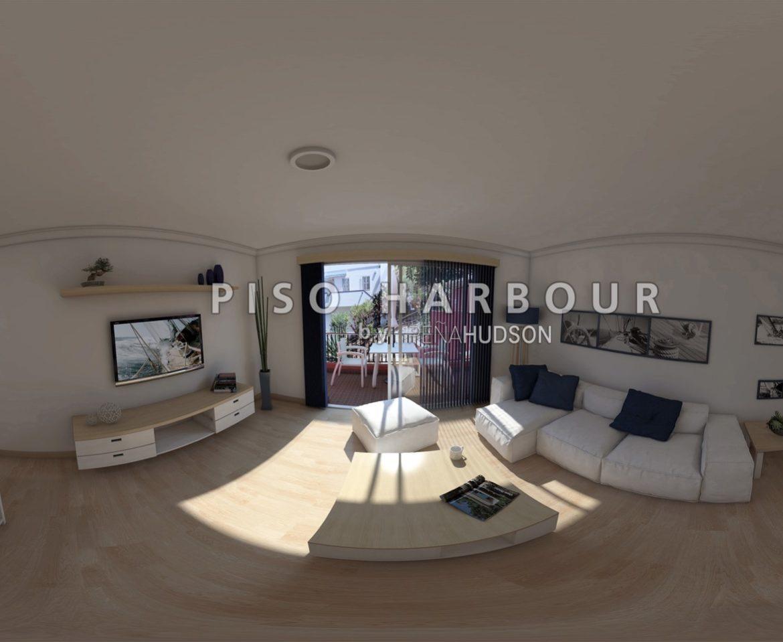 PISO HARBOUR PASEO VIRTUAL 360º