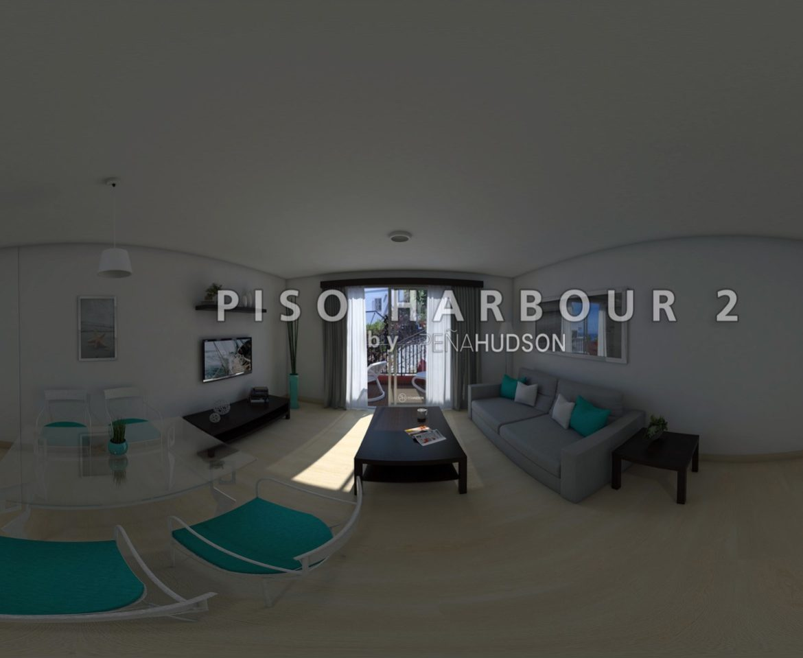 PISO HARBOUR 2 PASEO VIRTUAL 360º