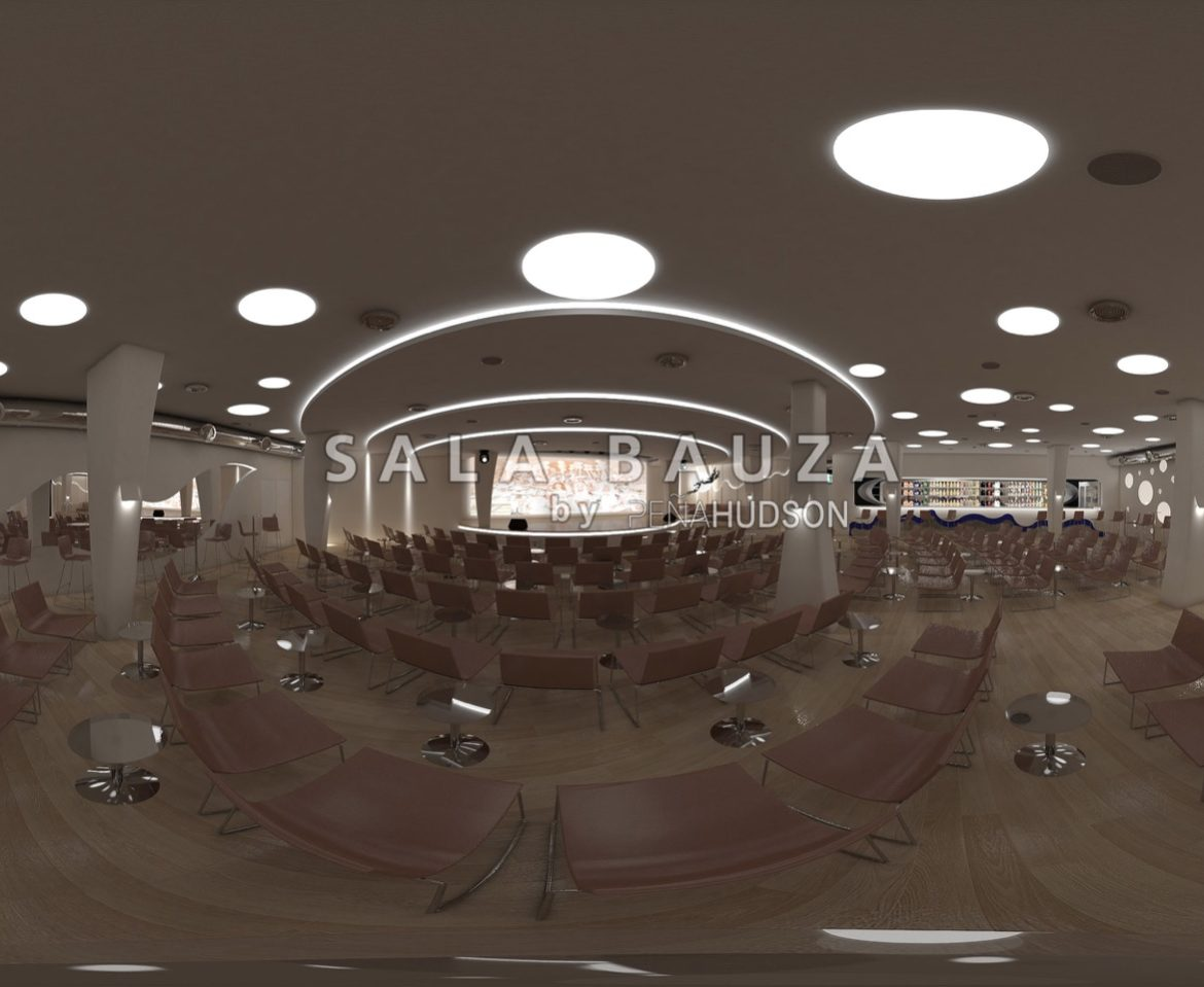 SALA BAUZA PASEO VIRTUAL 360º