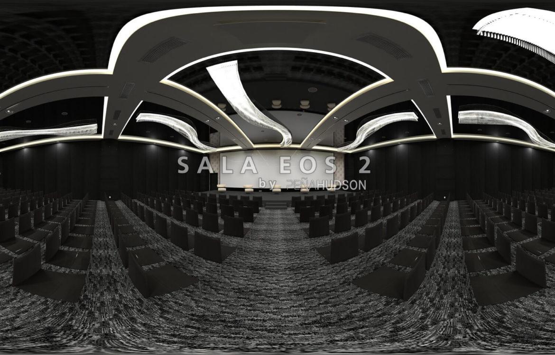 SALA EOS PASEO VIRTUAL 360º